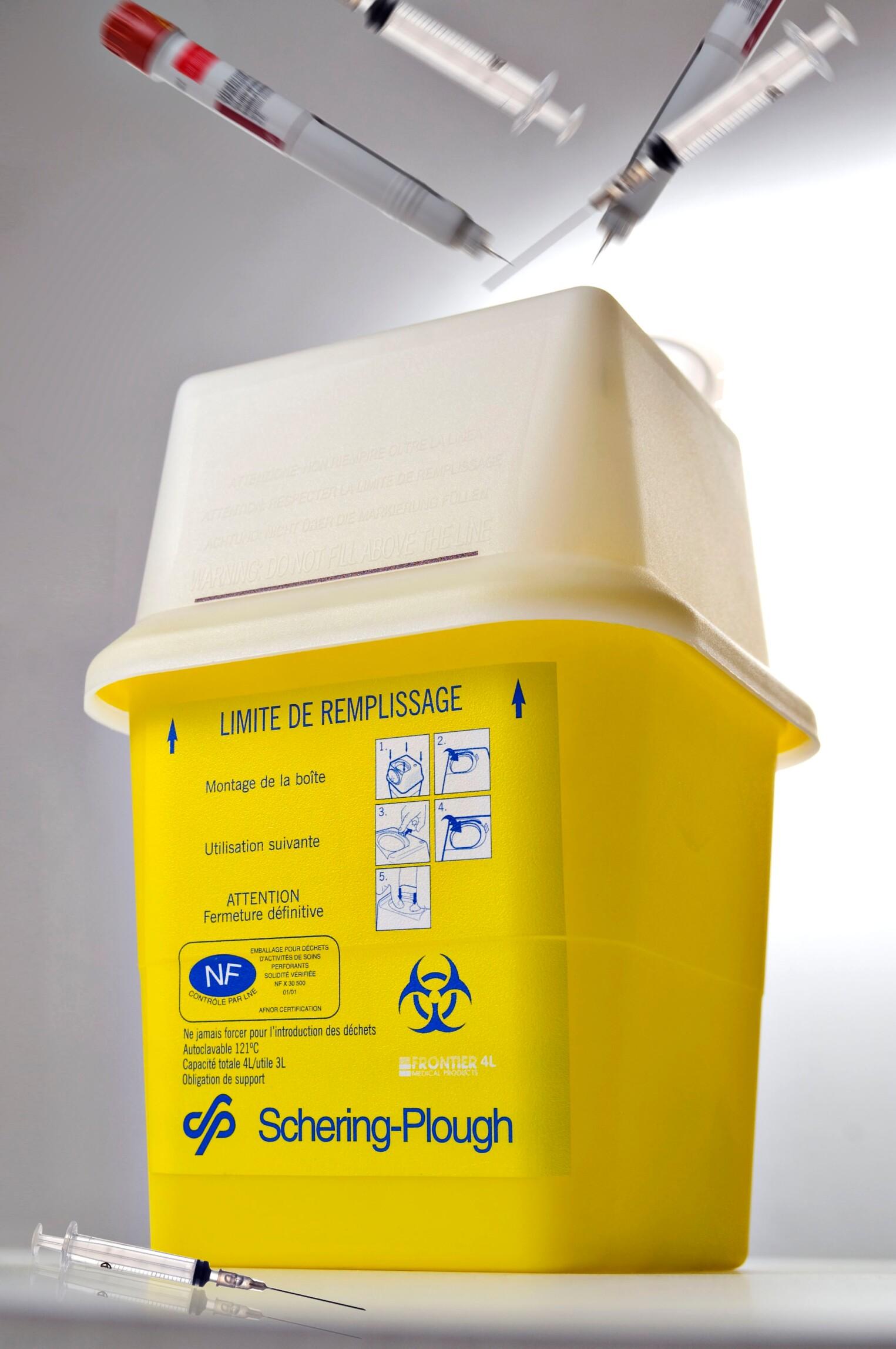Usos del plástico en envases y empaques de uso médico