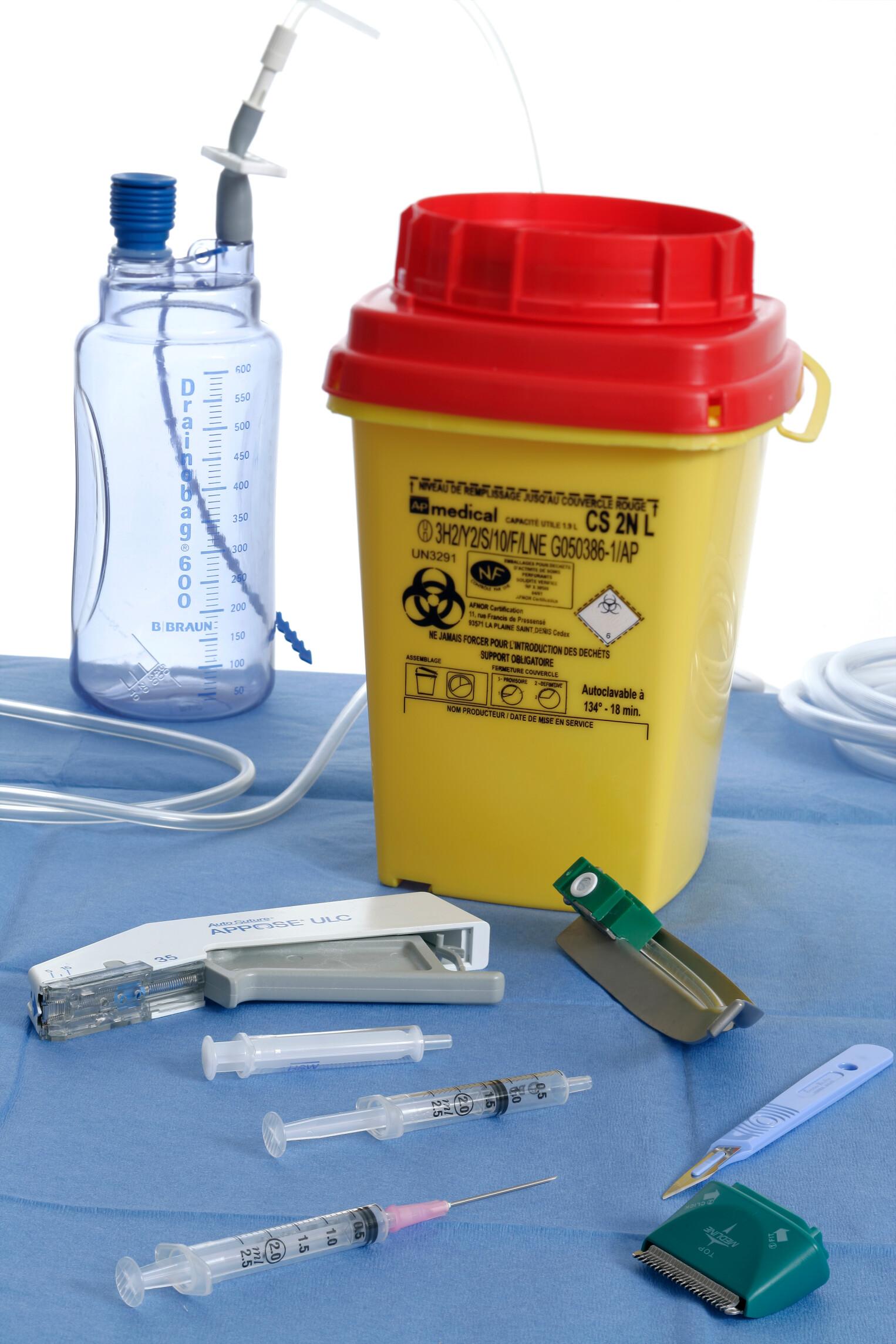 Usos del plástico en envases y empaques